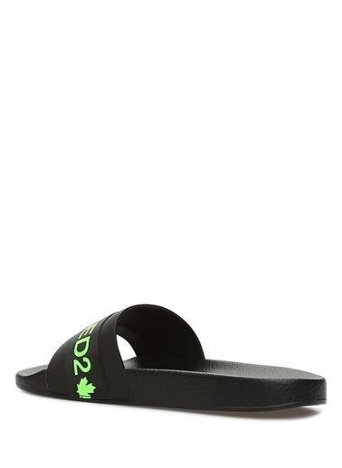 Dsquared2 Sandalet Siyah